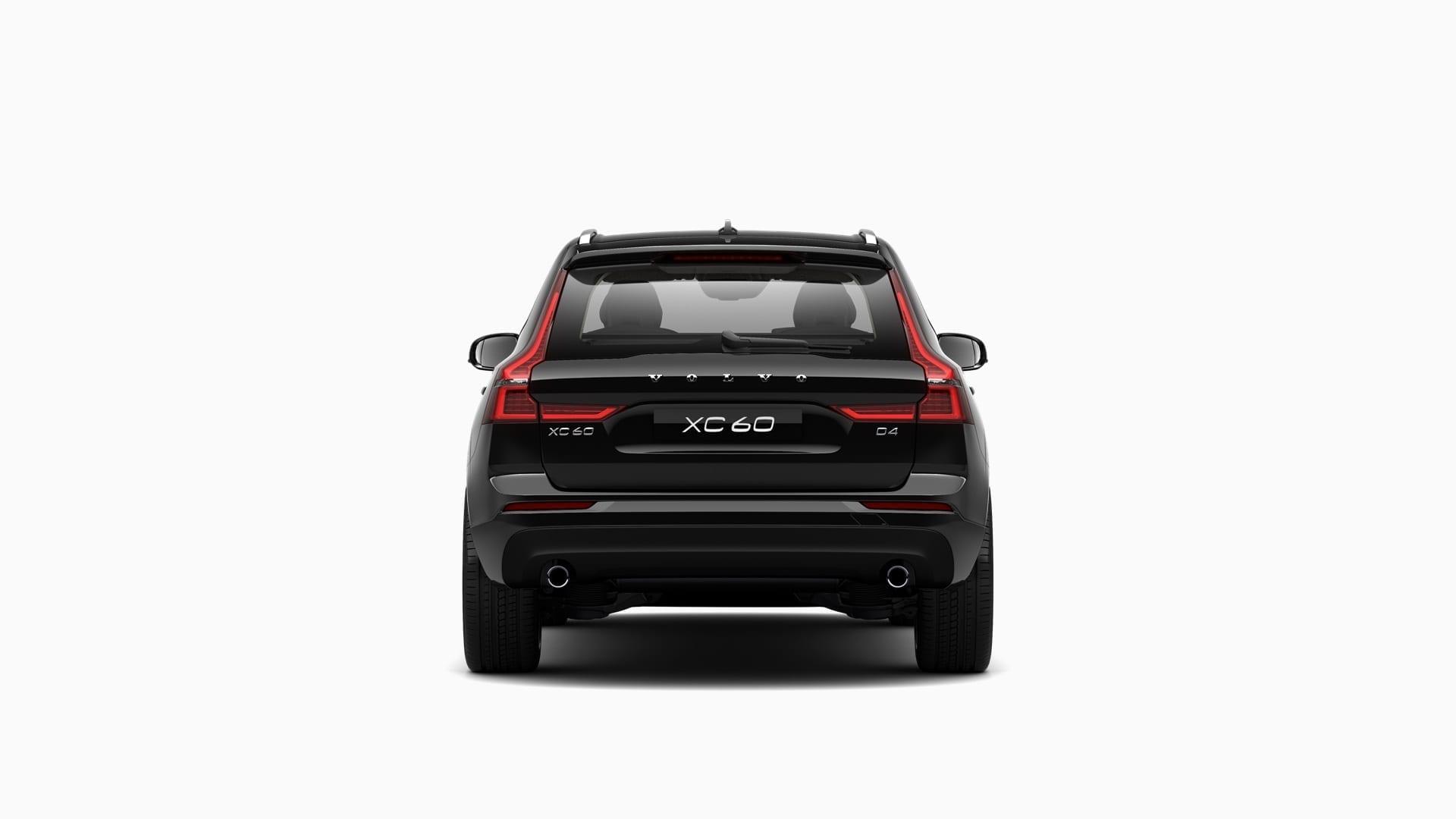 VOLVO XC60 D4 Black Solid, Ice White фото 4