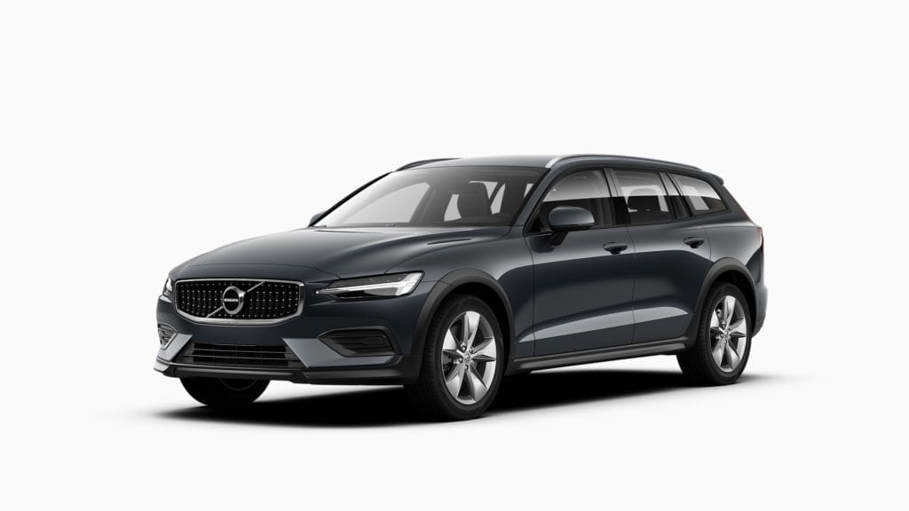 Volvo V60 Cross Country D4 Denim Blueфото