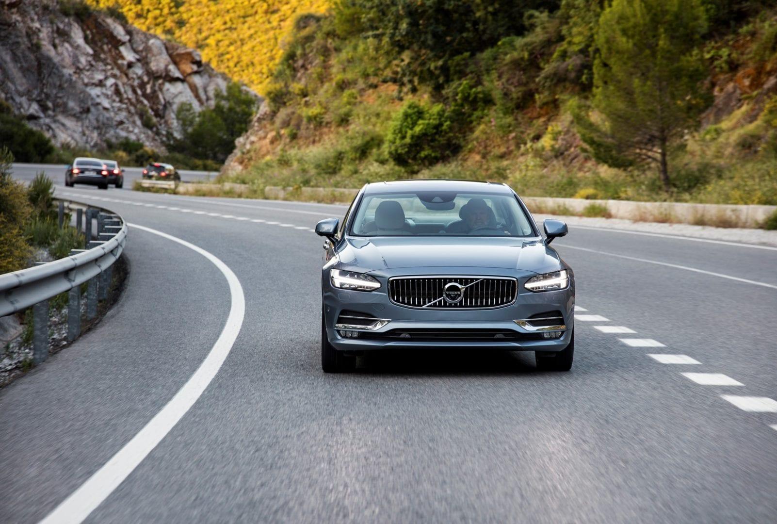 Volvo S90 фото экстерьера 1