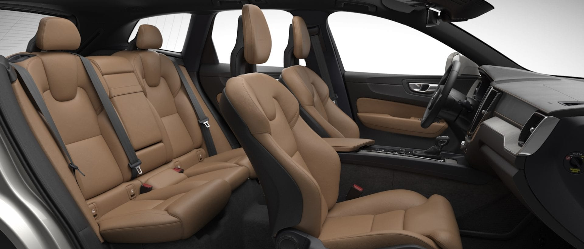 Volvo ХС60  фото интерьера 12
