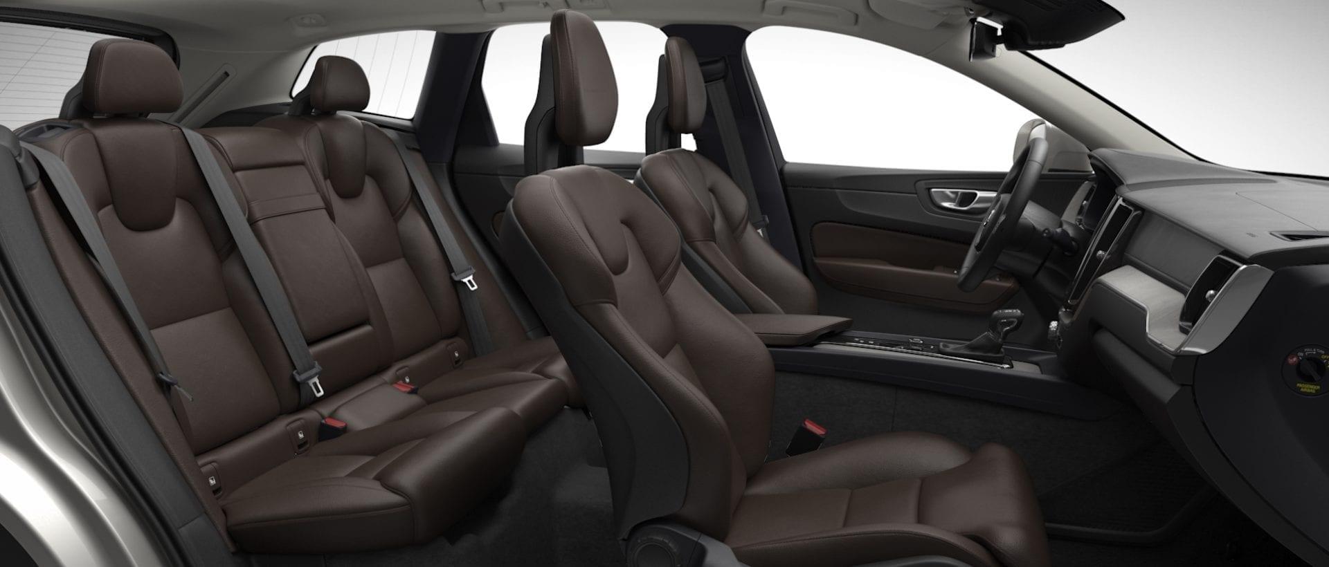Volvo ХС60  фото интерьера 9