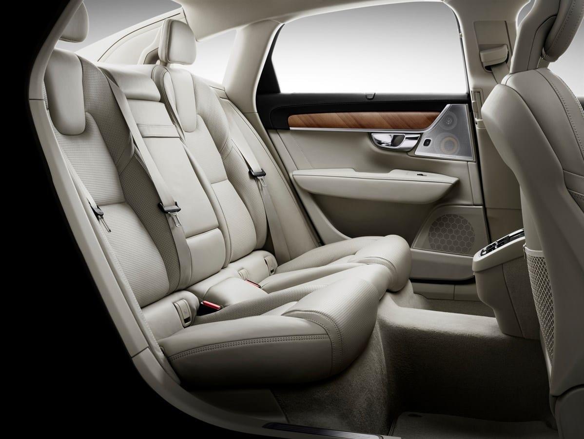 Volvo S90  фото интерьера 2