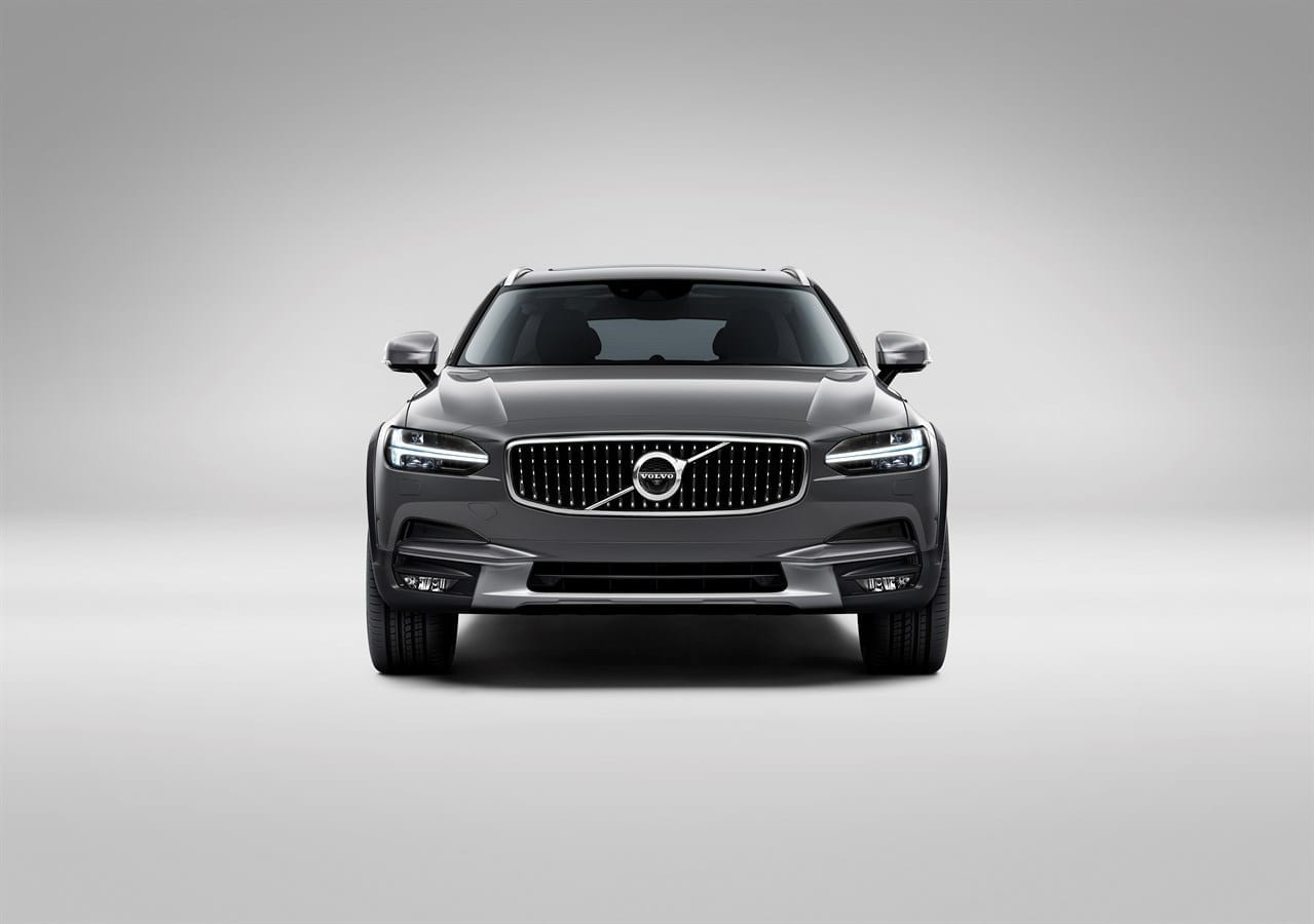 Volvo V90 Cross Country фото экстерьера 3