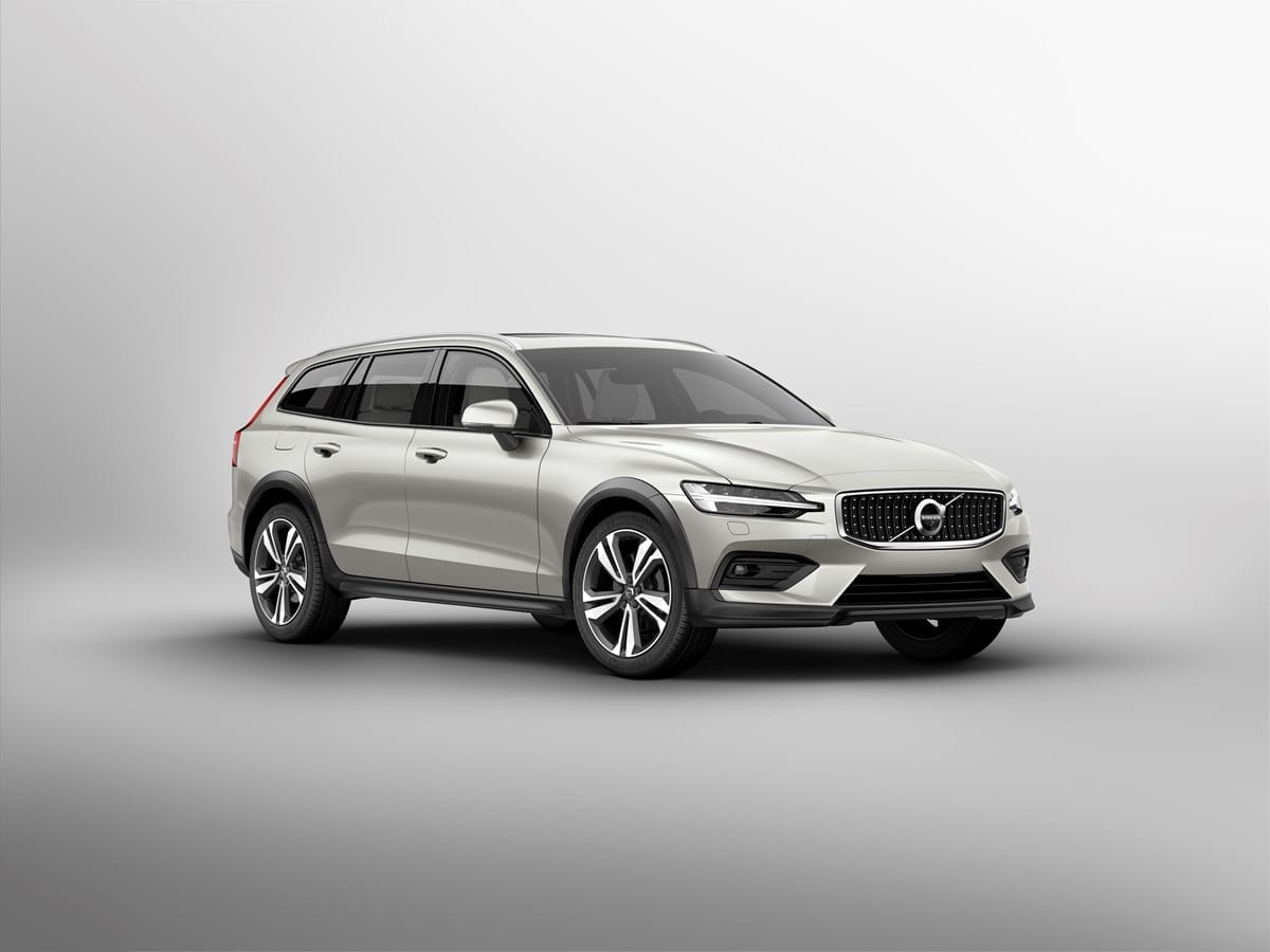Volvo V60 Cross Country фото экстерьера 6