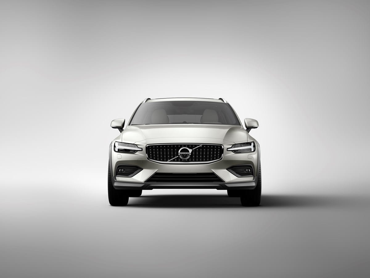 Volvo V60 Cross Country фото экстерьера 5
