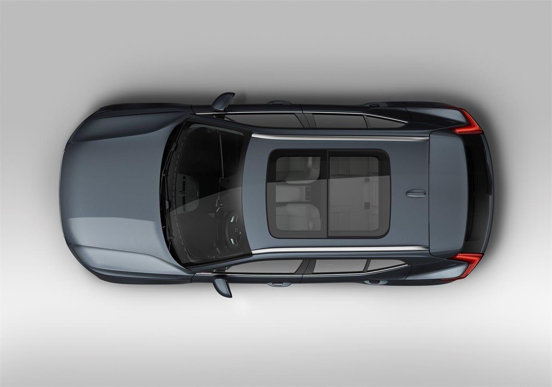 Volvo ХС40 фото экстерьера 3