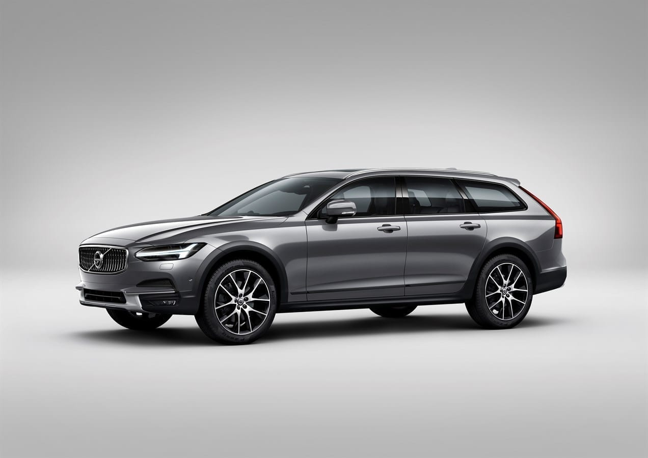 Volvo V90 Cross Country фото экстерьера 1