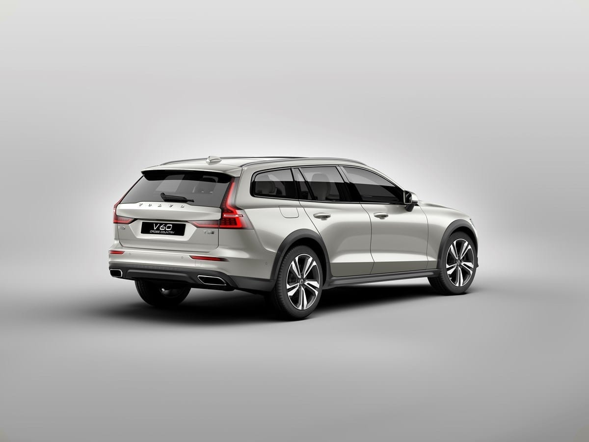 Volvo V60 Cross Country фото экстерьера 3