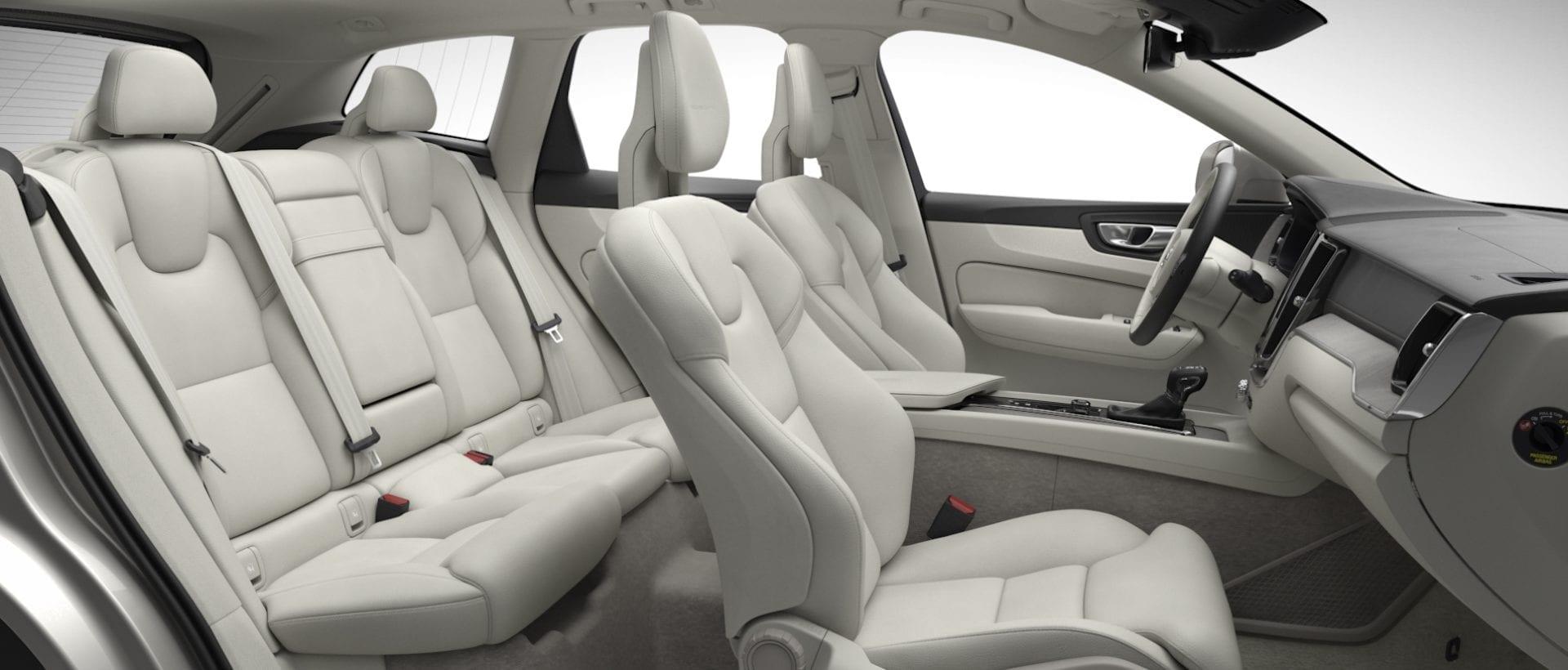 Volvo ХС60  фото интерьера 11