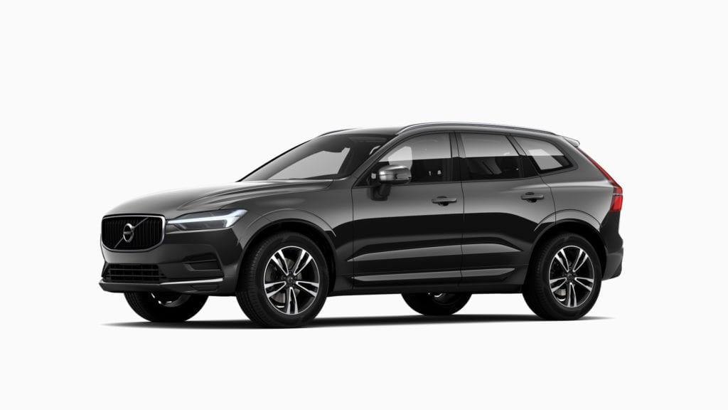 VOLVO XC60 D4 Black Solid, Ice Whiteфото