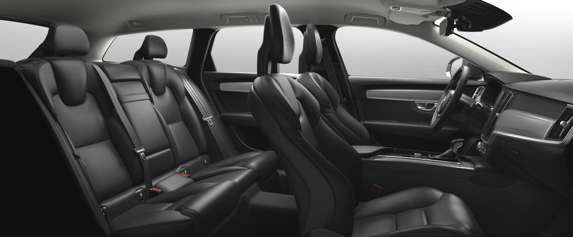 Volvo V90 Cross Country ua  фото интерьера 4