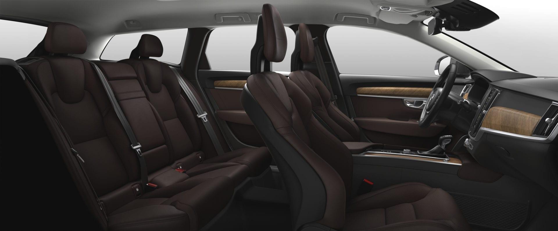 Volvo V90 Cross Country ua  фото интерьера 2
