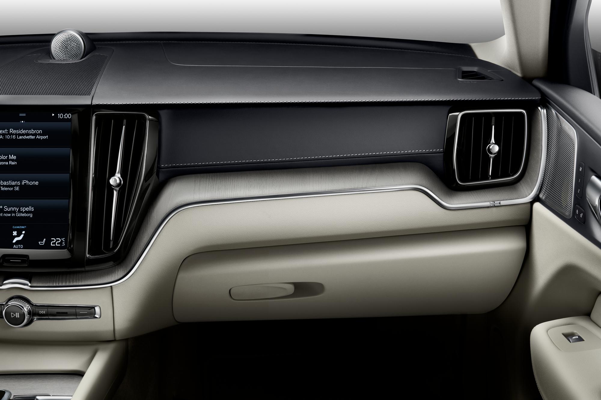Volvo ХС60  фото интерьера 8