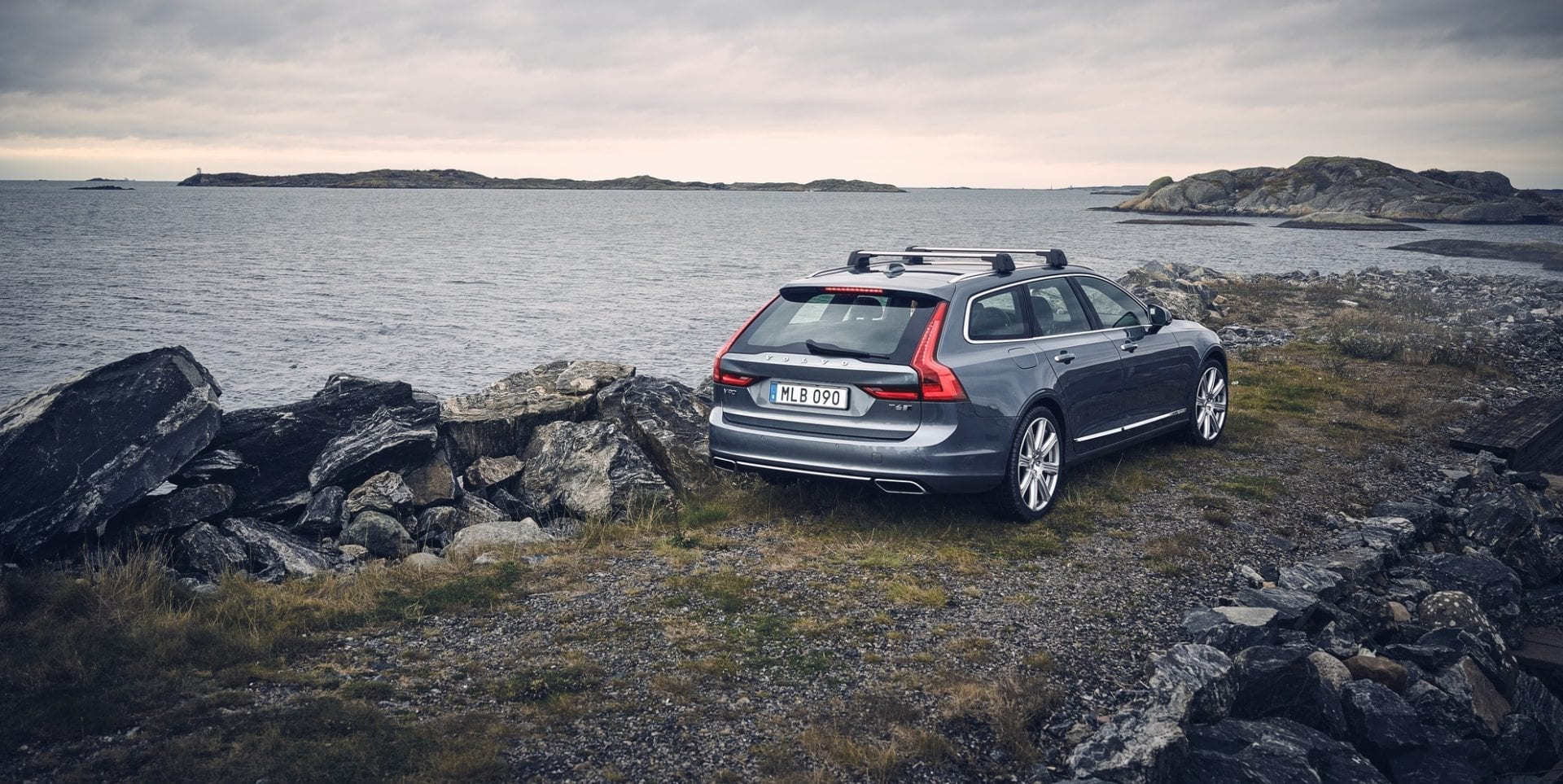 Пакетные комплектации Volvo V90 Cross Country по цене от 1 525 634 гривен*