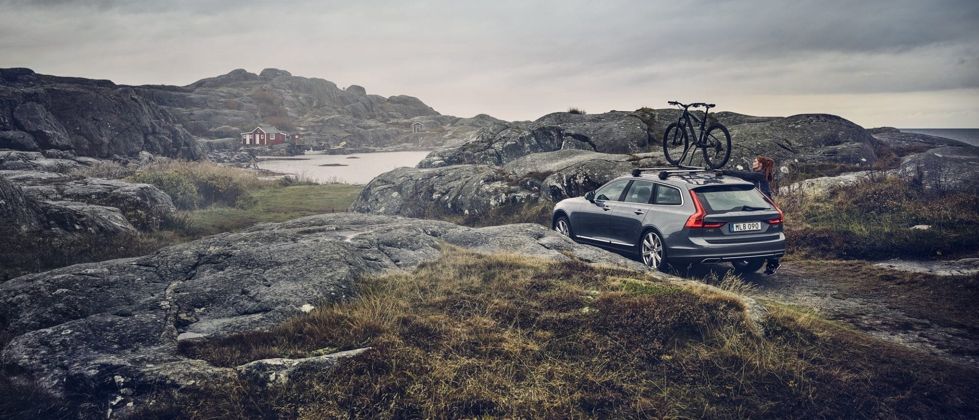 Volvo V90 Cross Country  фото 3