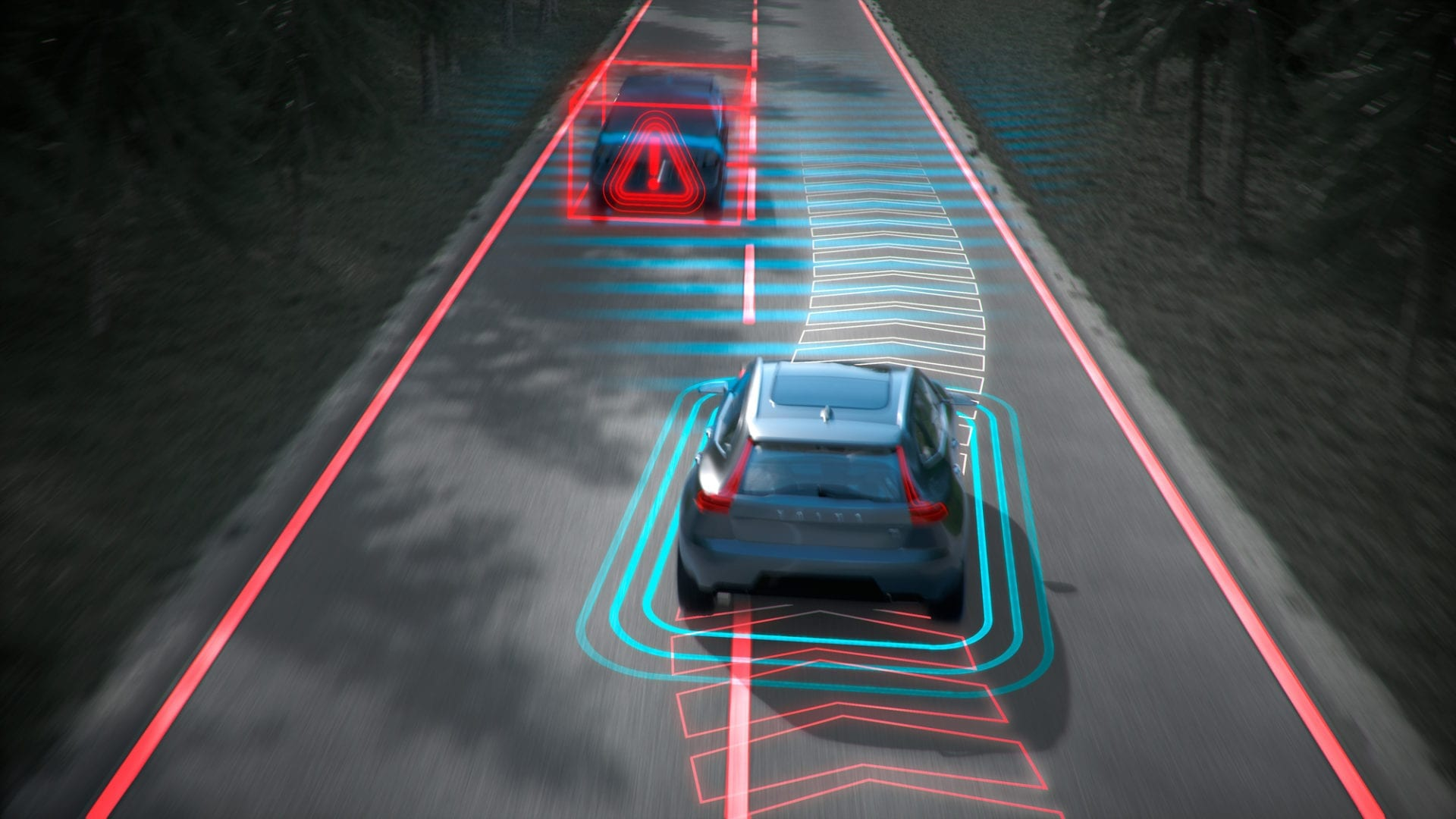 Функция предотвращения выезда на встречную полосу (Oncoming Lane Mitigation) фото 2