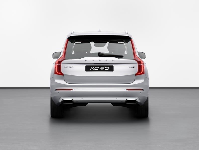 Volvo ХС90 фото экстерьера 2