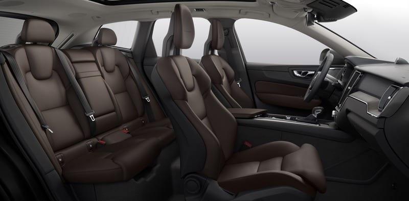 Volvo ХС60  фото интерьера 1