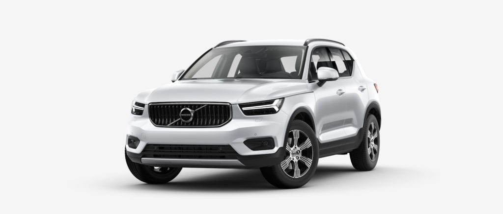 VOLVO XC40 D3 Ice Whiteфото