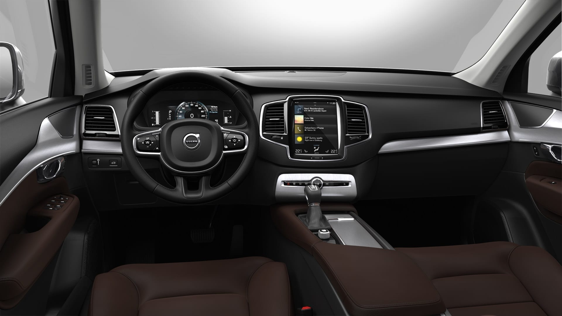 Volvo XC90 D5 фото 4