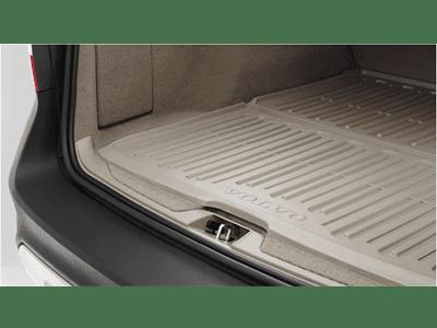 Килимок багажника, пластиковий фото