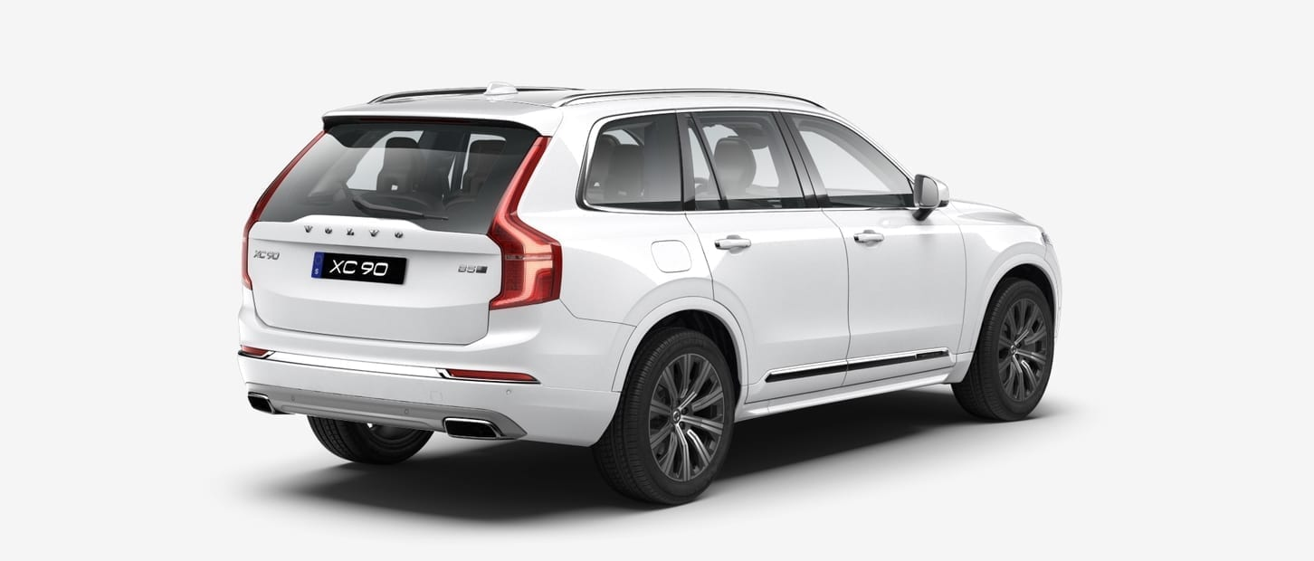 VOLVO XC90 B5 Inscription фото 1