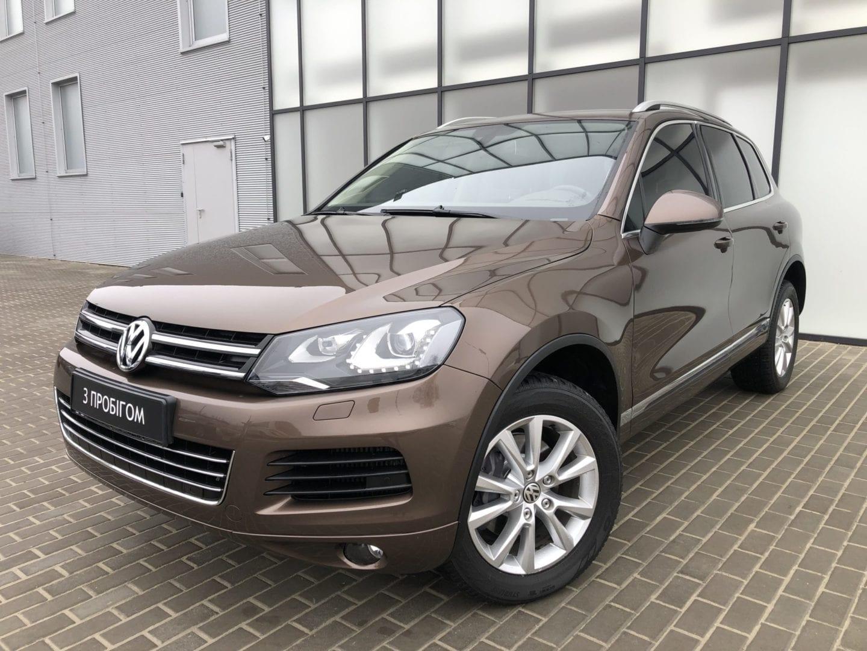 Volkswagen Touareg фото 1
