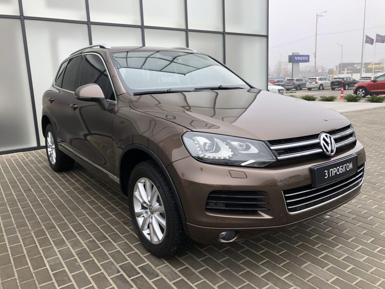 Volkswagen Touareg фото 2