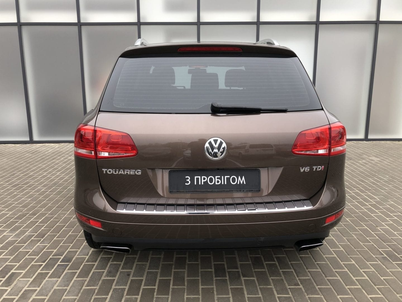 Volkswagen Touareg фото 4