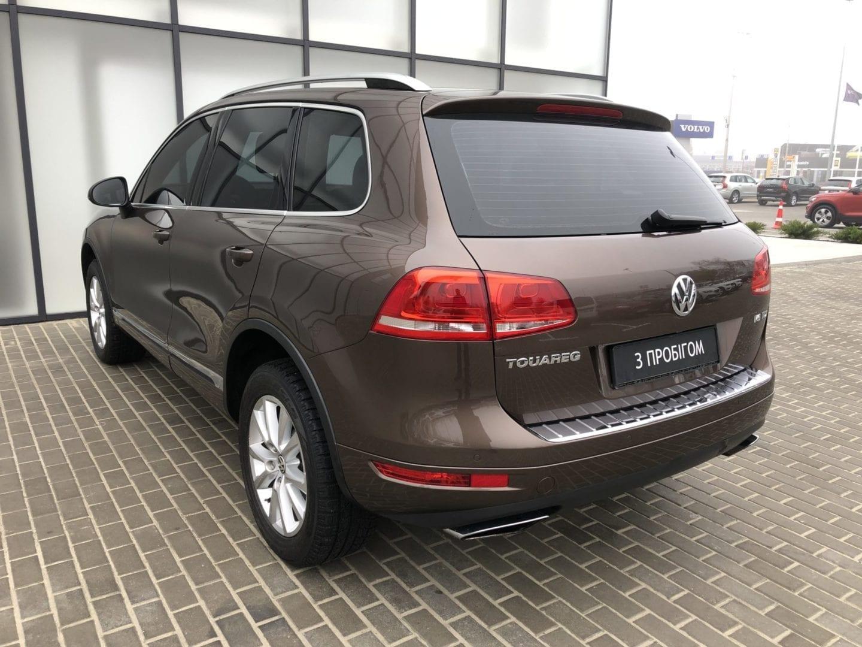 Volkswagen Touareg фото 3