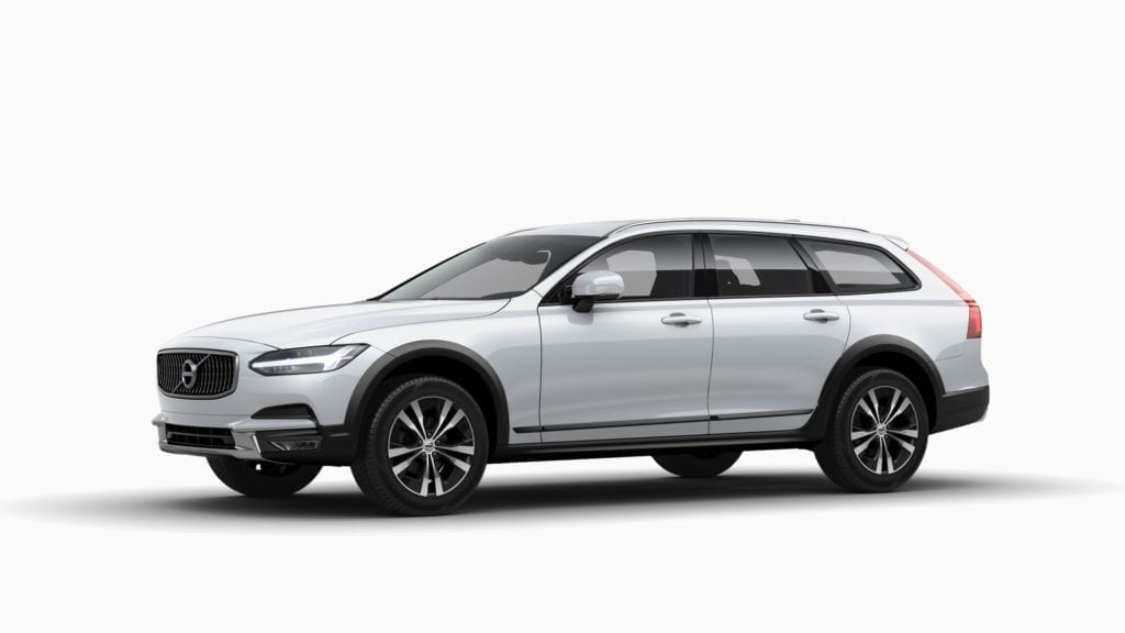 VOLVO V90 Cross Сountry Inscriptionфото