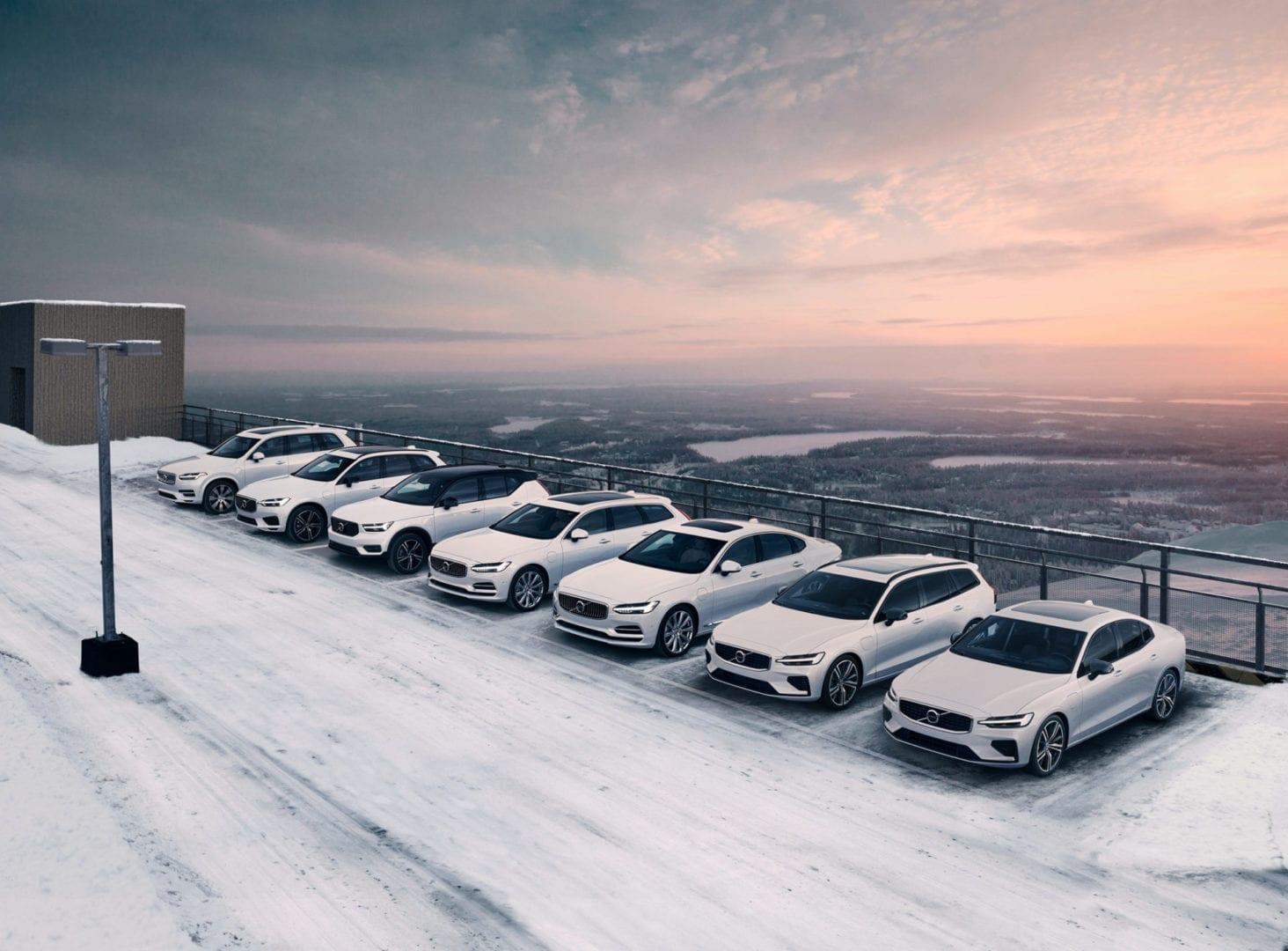 2019 год стал шестым подряд рекордным для Volvo Cars по объему мировых продаж