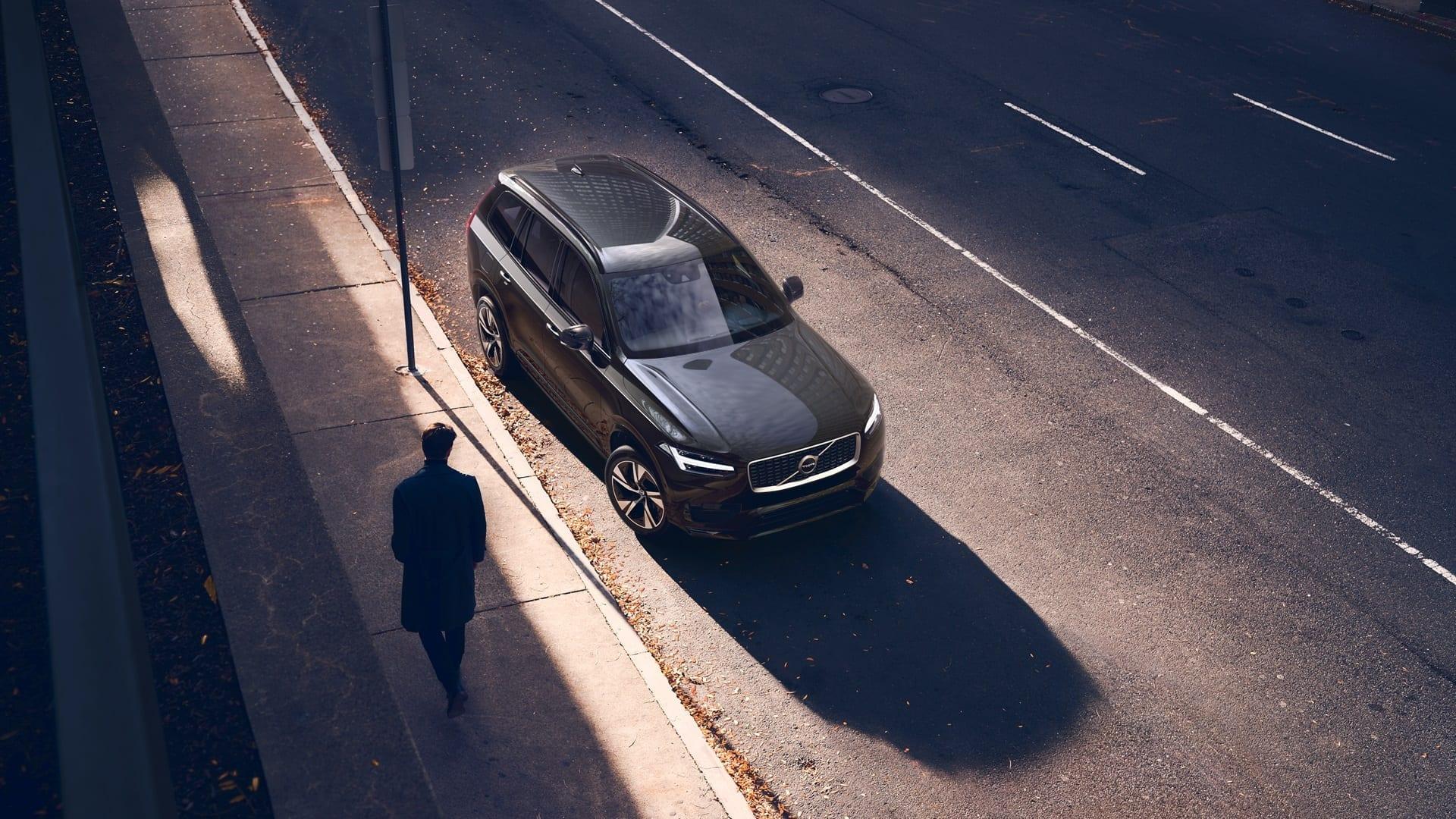 Volvo XC90 — предложение месяца