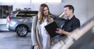 Програма лояльності для післягарантійних автомобілів VOLVO