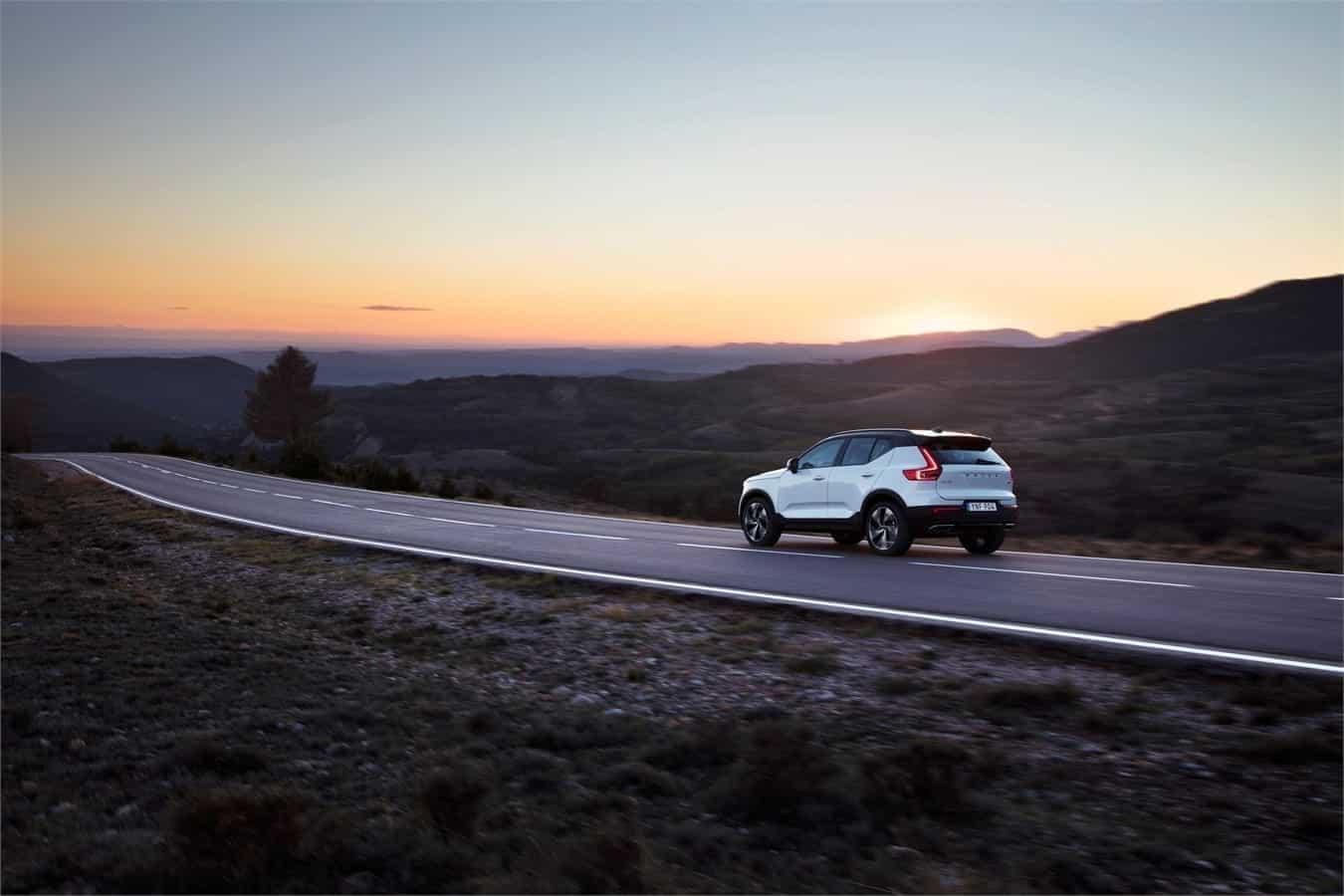 Volvo ХС40 ua  фото 3