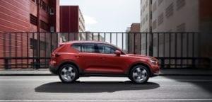 Акция ЛІМІТОВАНА ВЕРСІЯ Volvo XC40 Diesel Power Edition
