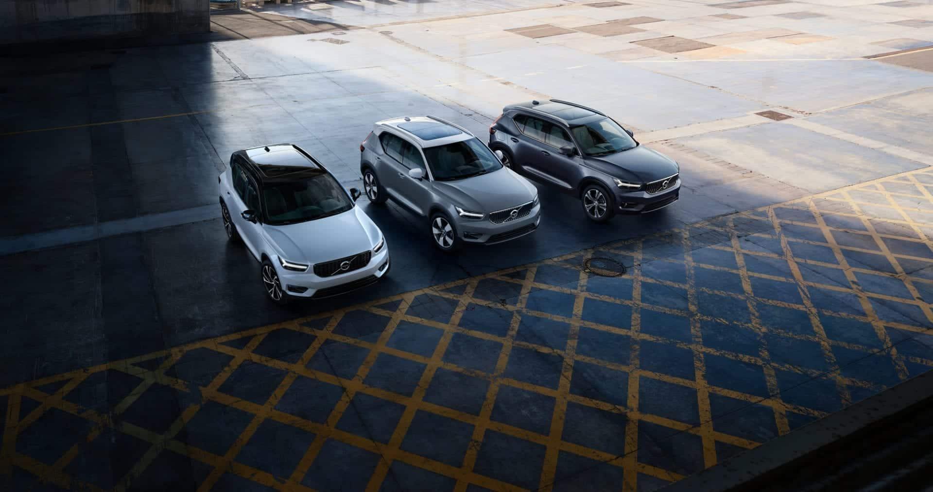 Volvo ХС40 ua  фото 1