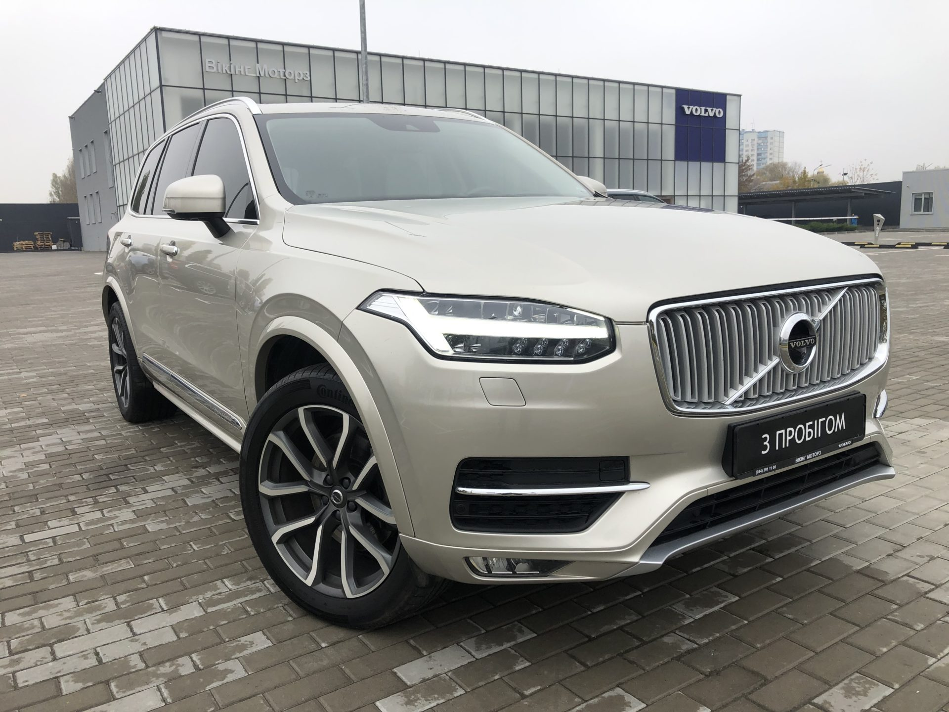 Volvo XC90 Inscription фото 1