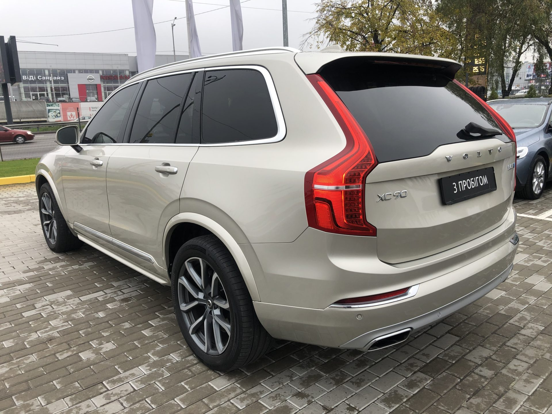 Volvo XC90 Inscription фото 3