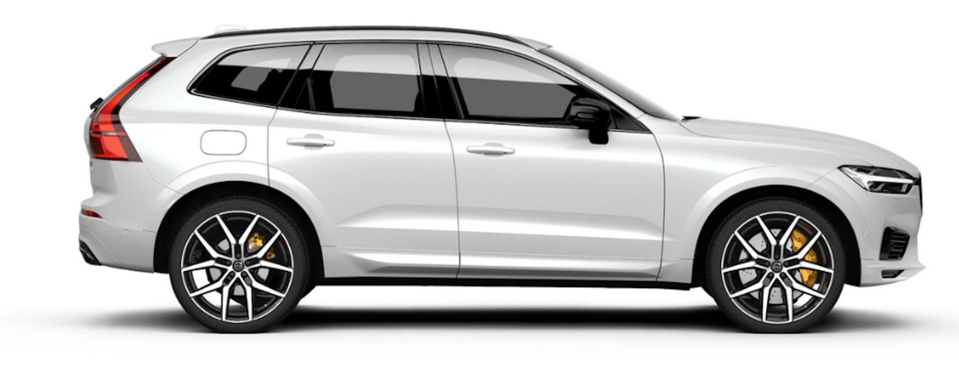 Комплект аксессуаров Basic для Volvo XC60 фото