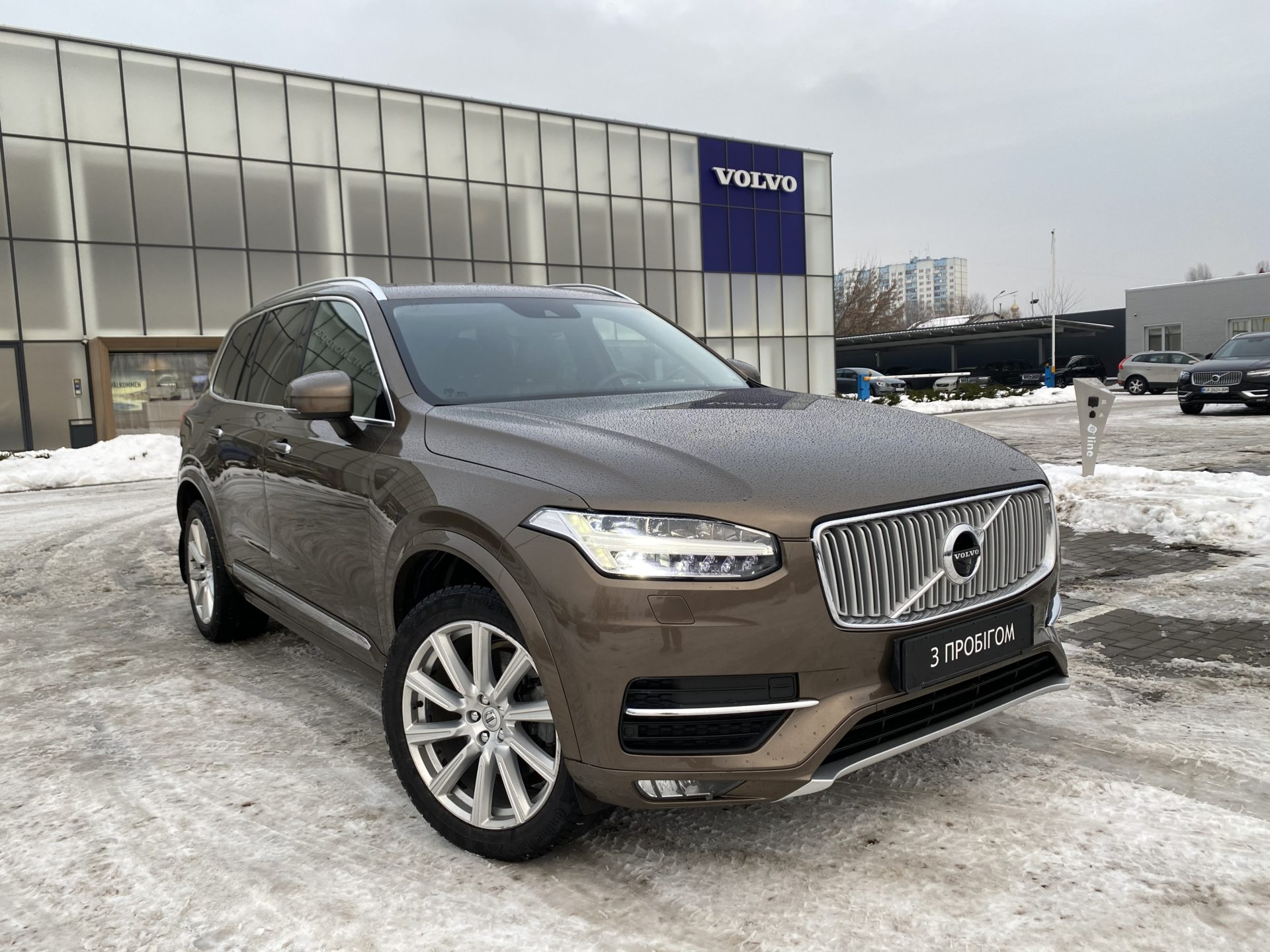 Volvo XC90 Inscription фото