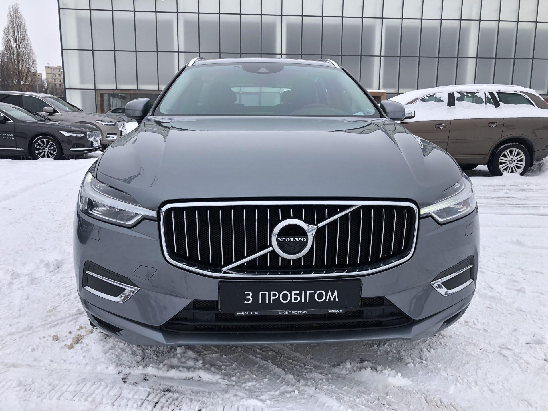 Volvo XC60 Inscription фото 1
