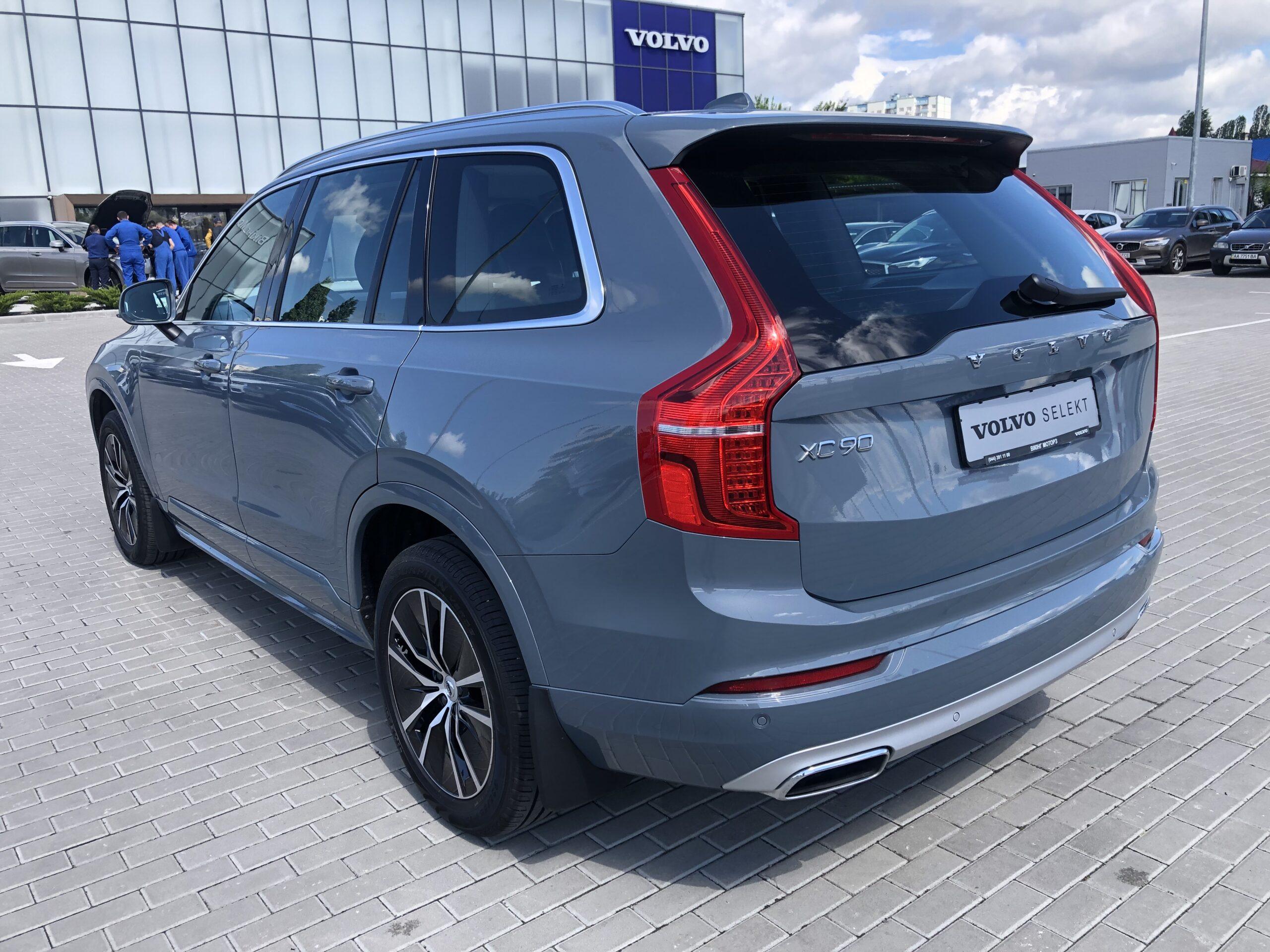 Volvo XC90 Momentum Pro фото 3