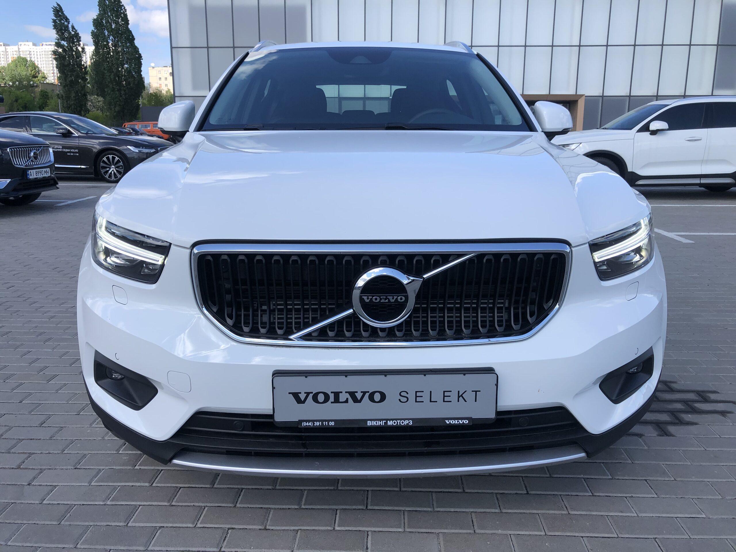 Volvo XC40 Momentum T5 PHEV фото 2