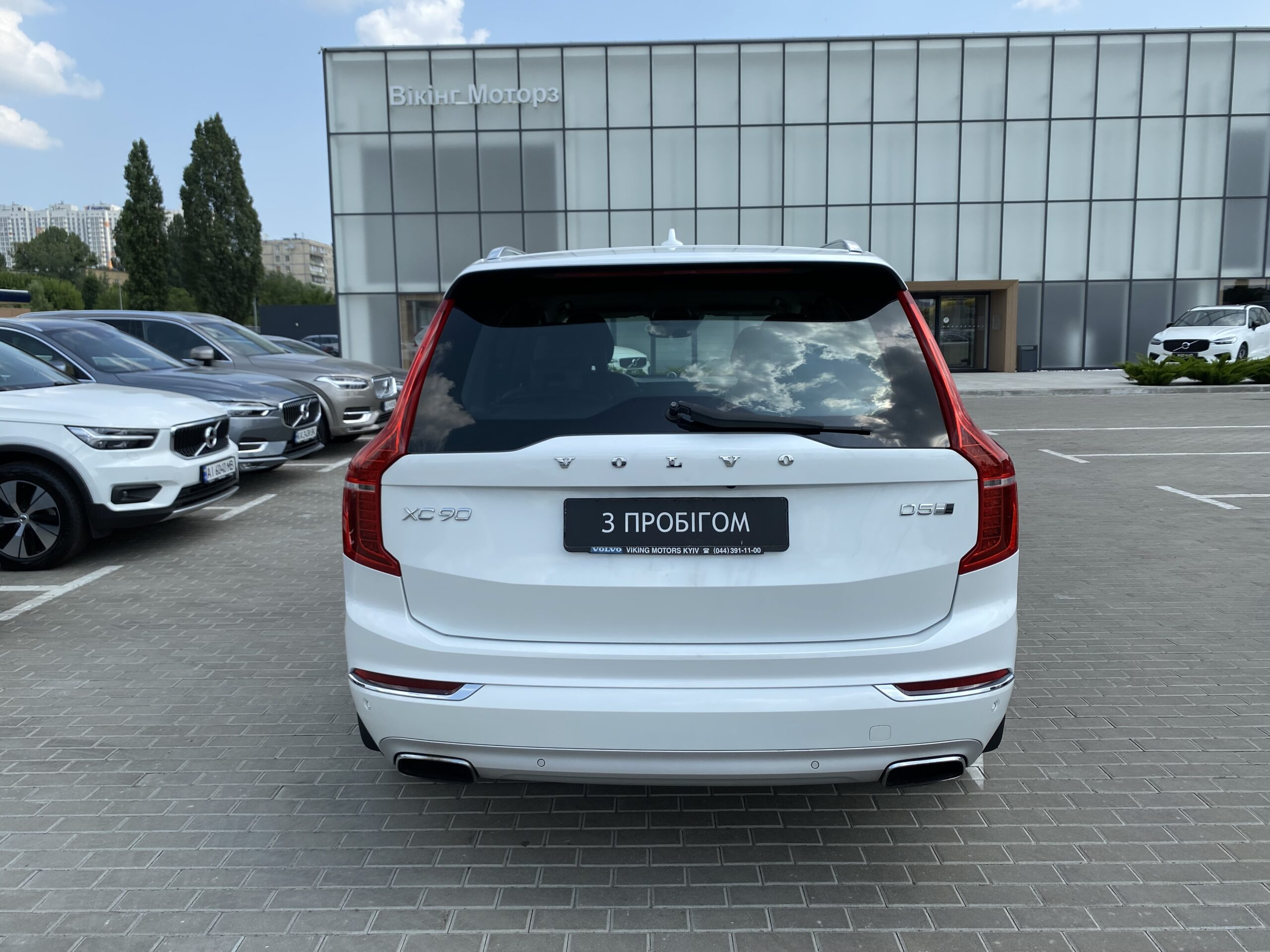 Volvo XC90 Inscription фото 4