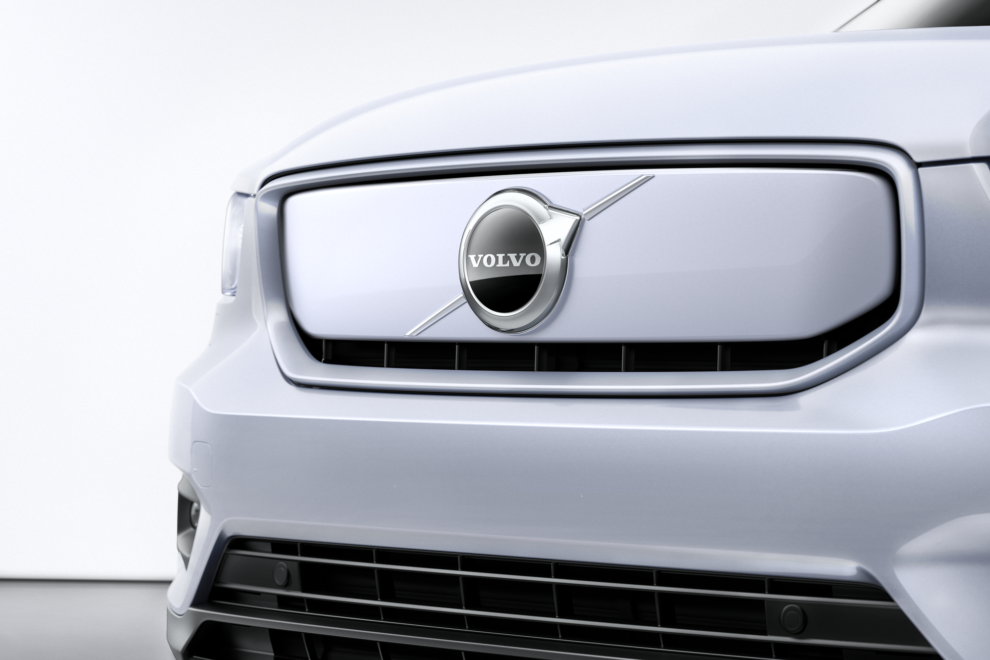 Volvo ХС40 Recharge ua фото экстерьера 1